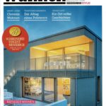 Saharchitects on Cover of Bauen & Wunnen